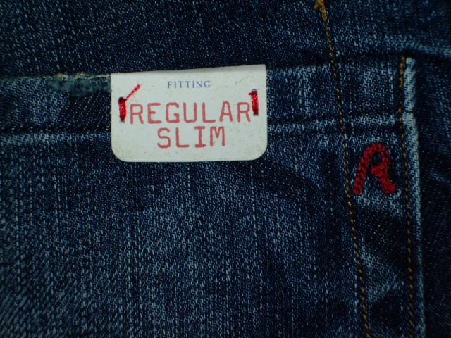 REPLAY WAITOM REGULAR SLIM STRAIGHT JEANS